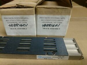 Universal Instruments Gsm Vibratory Track Assembly P n 40881601 28 Lead Soic New