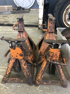 Jack Stands Set Of 2 Only The Small Ones In Picture