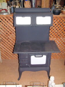 Antique Wood Burning Cook Stove With Top Warmers Birmingham Stove Works 15 36