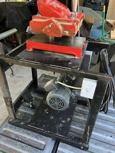 Williams And Hussey Planer Molder