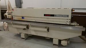 Scm Olimpic S 212 Edgebander Used Good Condition Everything Works Price Drop
