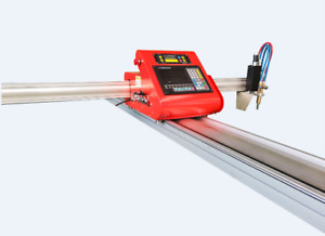 Portable Cnc Flame Plasma Cutter 1500 X 2500mm metal Process Widely marketable