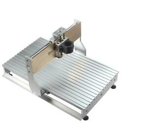 Mini Cnc 6090 Frame Machinery Part Forcnc Roter Milling Machine