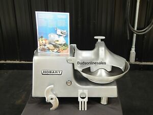 Hobart Buffalo Chopper Food Commerical Cutter Processor 14 Shredder