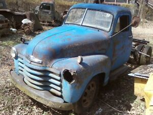 48 49 50 51 52 53 54 Chevy Truck 3800 Series Hot Rat Rod