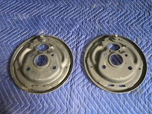 1967 1968 1969 Dodge Charger Plymouth Gtx 10 Inch Front Drum Backing Plates