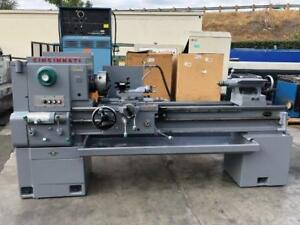 18 X 54 Cincinnati Engine Lathe