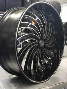 28 Inch Gima Wheels And Tires Fit Chevy Gmc Cadillac Dodge Ford Infiniti