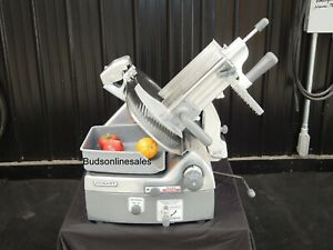 Hobart 2712 Automatic 2 Speed Commercial Slicer Chopper Meat Cheese Deli Cutter