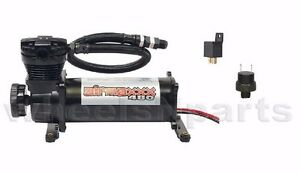Air Ride Suspension Air Compressor 480 Black 120 150 Psi On Off Pressure Switch