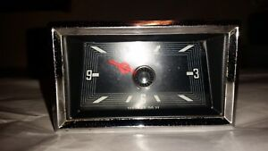 Mercedes W111 W112 Fintail And Others Clock 1115420011