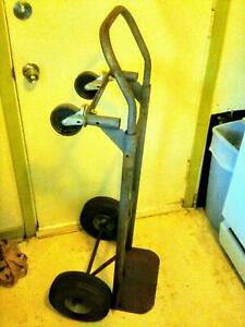 Milwaukee Hand Truck Dolly Convertible Trolley Cart 600 Lbs Capacity