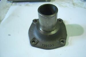 Triumph Tr4a Tr250 And Tr6 Used Transmission Tob Sleeve Front Cover