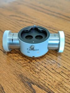 Carl Zeiss 20 T Beam Splitter For Opmi Surgical Microscope
