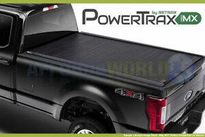 09 18 Ram 1500 5 6 Bed Crew Cab With Rambox Powertraxpro Mx Retractable Cover