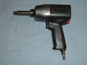 Ingersoll Rand Irt2131as 2 Ultra Duty Air Impact Wrench W 2 Ext Anvil 1 2 Dr