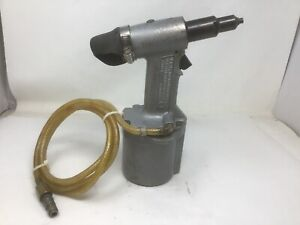Pop Emhart Stanley Prg540 Riveter Tool Air Pneumatic Tested Works Free Ship
