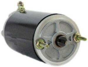 New Meyer Snow Plow Angle Pump Motor Mo551046 Mo551046a Mo551046as Mo551046s