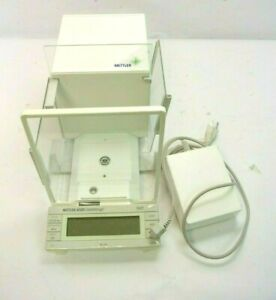 Mettler Toledo At261 Deltarange Lab Balance Scale Works W Issues Read