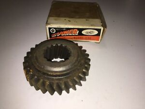 1955 1956 Ford Pass T Bird 1955 1962 Ford Truck Low Reverse Slider Gear Nos R