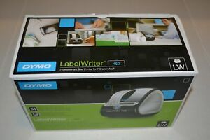 New Dymo Labelwriter 450 Turbo Thermal Label postage barcode Printer