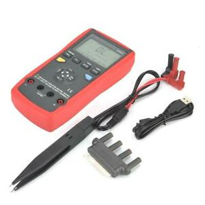 Lcr Meter Ut612 Inductance Capacitance Resistance Frequency Tester Portable