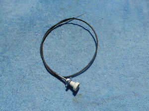 1958 59 60 Ford Truck Choke Cable