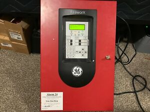 Est Edwards Kidde Ge Fireworx Fx 64 Fire Alarm Control Panel