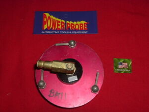 Used Power Probe Brake Bleeder Adapter Ba11 Toyota Large Adapter Made In Usa