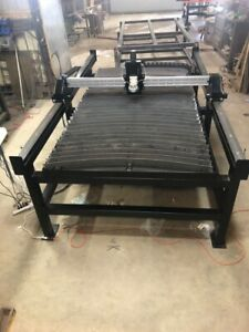 Magnum Lite 4x8 Cnc Plasma Table Only No Plasma Cutter Included