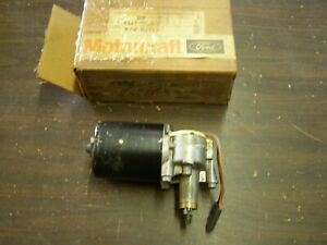 Nos Oem Ford 1965 1966 Galaxie 500 Windshield Wiper Motor Single Speed
