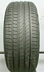 One Used 255 50r19 2555019 Pirelli Scorpion Verde Run Flat Bmw 8 32 A267