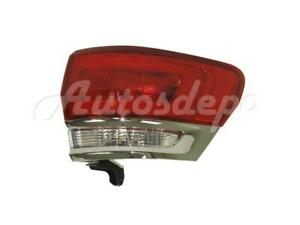 Fits Jeep Grand Cherokee 2014 2018 Body Tail Light Outer capa Certificated Rh