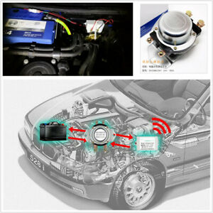 Dc12v Car Battery Switch Master Kill Wireless Remote Control Disconnect Latching