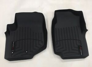 Weathertech Custom Floor Mats Buick Rainer Chevrolet Trailblazer Gmc Envoy Black