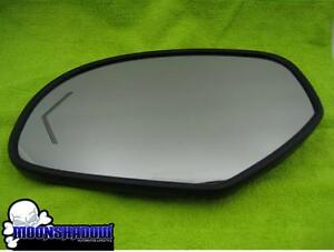 09 14 Gm Cadillac Escalade Gmc Denali Oem Drivers Side Turn Signal Mirror Glass