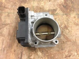 2003 Nissan Altima Throttle Body 2 5l 2002 2006