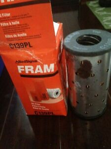 Vintage Nos Allied Signal Fram Oil Filter C139pl Cars Trucks