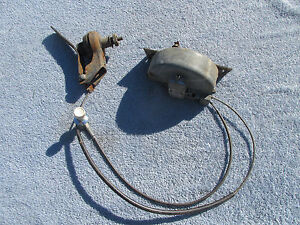 1958 Ford Fairlane 500 Convertible Retractable Wiper Motor And Control