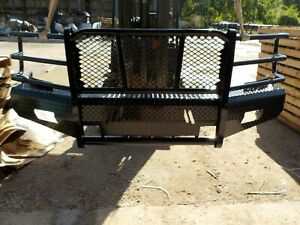 Ranch Hand Summit Front Bumper Chevy 1500 08 09 10 11 12 13 Bb418r