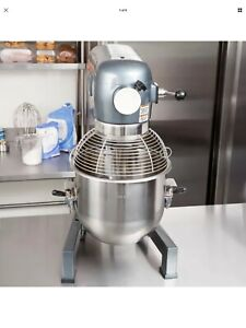 20 Qt Electric 3 speed Commercial Planetary Stand Mixer With Guard 110 Volt