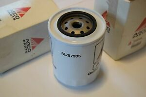 3 Agco Oil Filters Part 72257935 Oem Nos White Tractor Parts