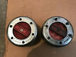 Ford Chevy Dana 60 50 Front Manual Locking Hubs Lock Outs Oem F250 F350