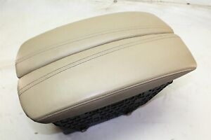 Oem Bmw E70 X5 07 10 Center Console Arm Rest Compartment Cover Lid Tan Beige