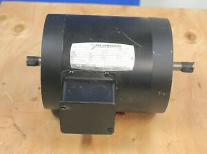 Fife 1 2 Hp 3 phase Double Shaft Electric Motor