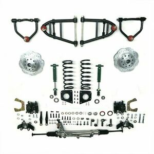 1964 1970 Ford Mustang Cougar Mustang Ii Complete Front End Suspension Power