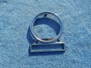 1955 Ford Radio Face Plate Nice Victoria