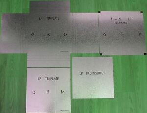 Lp Record Shipping Box Templates Make Your Own Boxes Records Albums Last 2