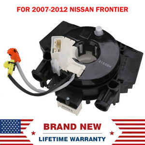 For 2007 2008 09 10 2012 Nissan Frontier Air Bag Clock Spring Cruise