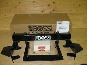 Boss Plow Rt3 Undercarriage Truck Mount Lta09201 For Chevy Gmc 2500 3500 2011